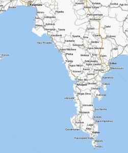 map mani